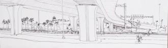 Airport underworld